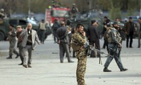 ISIS claims responsibility for suicide blast that kills at least 16 in Afghanistan