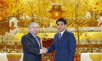 Hanoi leader thanks FIA President for helping with F1 race