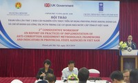 UNDP pledges further supports for anti-corruption in Vietnam
