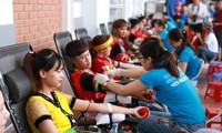 Volunteer Blood Donation Day launched