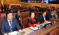 NA Chairman Nguyen Thi Kim Ngan attends 140th-IPU Assembly