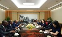 Vietnam ready to share experience with Ivory Coast: Deputy PM