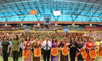 Vice President Dang Thi Ngoc Thinh attends National Female Sports Festival 2019