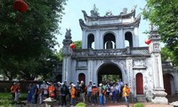 Hanoi serves nearly 14.4 million visitors so far