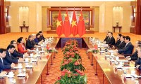Vietnamese NA leader wraps up official visit to China