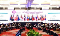 Vietnam attends 26th ASEAN Region Forum