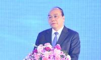 阮春福出席越南中部重点经济区委员会会议