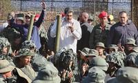 委内瑞拉驻边境军队进入紧急状态