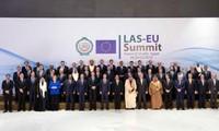 欧盟和阿盟合作应对共同挑战