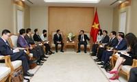三星将在发展越南配套工业方面发挥带头作用