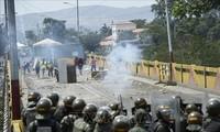 俄罗斯和中国反对军事干预委内瑞拉