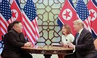 美国朝鲜问题特使比根向国会报告美朝首脑会晤结果
