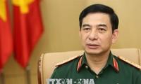 越南人民军总参谋长潘文江出席东盟陆军总司令会议