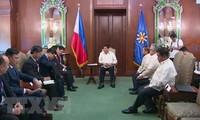 越南-菲律宾双边合作联合委员会会议举行