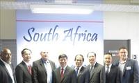 越南和南非为两国企业促进投资合作创造便利条件