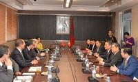 越南和摩洛哥签署多项合作文件