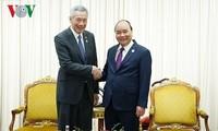 越南-新加坡一致同意尽早开工广治省越南-新加坡工业区建设项目