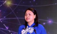 女企业家和为了一个繁荣的越南渴望