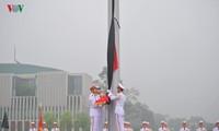越南人民深情怀念原国家主席黎德英大将
