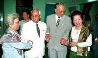 原越南国家主席黎德英——越南与周边邻国友谊的培育者