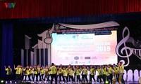 2019年国际合唱比赛:印度尼西亚合唱团获得特等奖