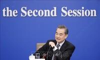 中国希望与俄罗斯加强全面战略协作