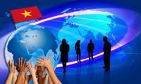 越南重申遵守国际法并加强全球合作伙伴关系