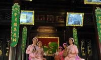 人类非物质文化遗产表演联欢会在庆和省举行