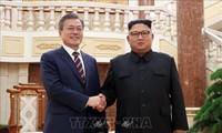 朝鲜媒体呼吁韩国履行韩朝协议