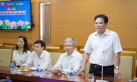 越南中央机关党委书记山明胜向越南之声致以革命新闻节祝贺