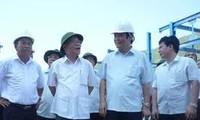 NA chairman visits Vung Ang economic zone
