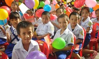 Month of action for children 2014