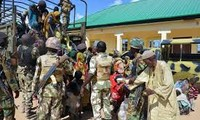Nigeria frees 178 hostages held by Boko Haram