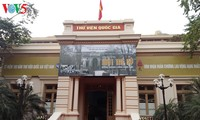 National Library of Vietnam celebrates 100th anniversary