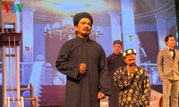 """Teacher Ba Doi"" written by Nguyen The Ky staged in Ho Chi Minh City"