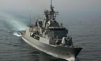 New Zealand Navy Frigate begins trip to Vietnam