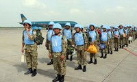 Second group of VN's peacekeeping force sets off for South Sudan