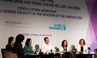 Vietnam continues to revise Labor Code to promote gender equality