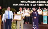 HCMC honors people doing good deeds