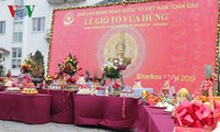 Hung Kings' death anniversary marked overseas