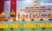11th Congress of VFF Committee of Da Nang city