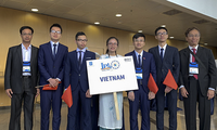 Vietnam wins 3 golds at 50th International Physics Olympiad