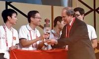 Vietnam gana el segundo premio del concurso Robocon de Asia- Pacífico