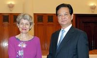 Vietnam promueve su cooperación con la UNESCO