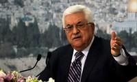Presidente palestino visita Egipto para tratar conversaciones paz con Israel