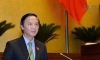 Parlamentarios vietnamitas debaten Ley de Asistencia Jurídica