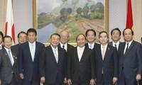 Prosiguen actividades del premier vietnamita en Japón