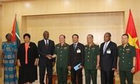 Mozambique desea cooperar con Vietnam en la respuesta a los desastres naturales