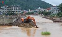Premier vietnamita ordena superación de consecuencias de las inundaciones