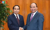 Vietnam está listo para compartir experiencias de desarrollo con Laos